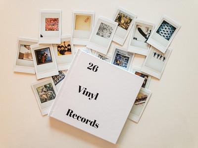 26 Vinyl Records