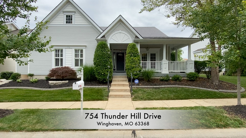 754 Thunder Hill Drive