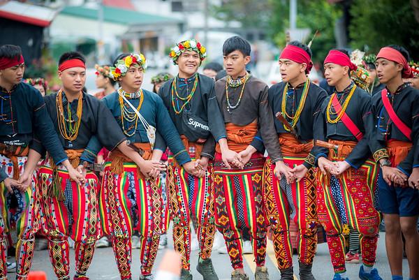 原住民傳統儀式