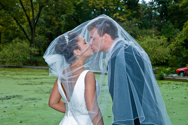 Jenessa and Derek-Wedding