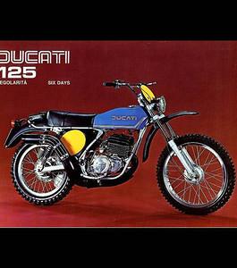 Vintage Ducati Brochures