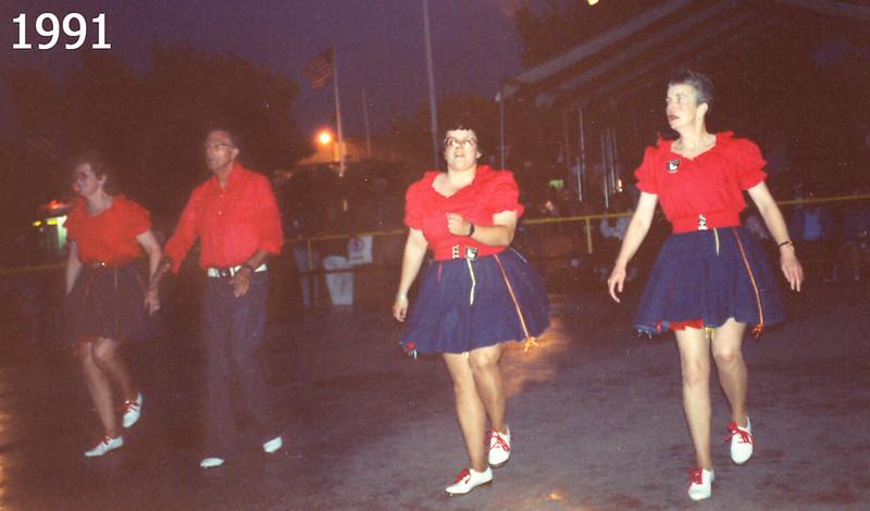BHC at Fair 1991