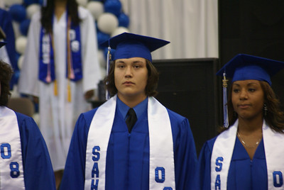 SAHS 2008 Graduation