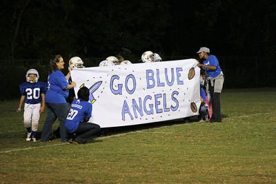 Blue Angels Football