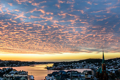 2014 new year Arendal