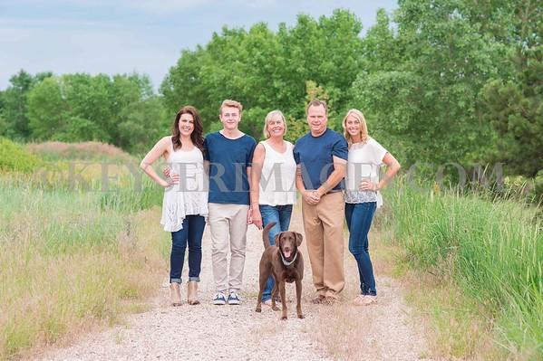 Kleinschmidt Family 2015