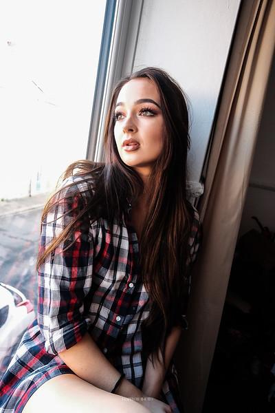 In Her Room - Window