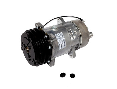 FORD NEW HOLLAND 4610 6610 7810 8210 TW SERIES AIR CONDITIONER COMPRESSOR