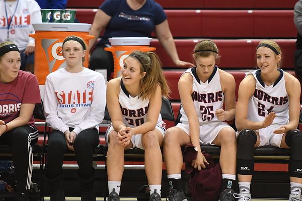 Varsity Girls Basketball vs Sidney-State