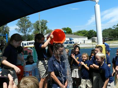 Lower School ALS Ice Bucket Challenge