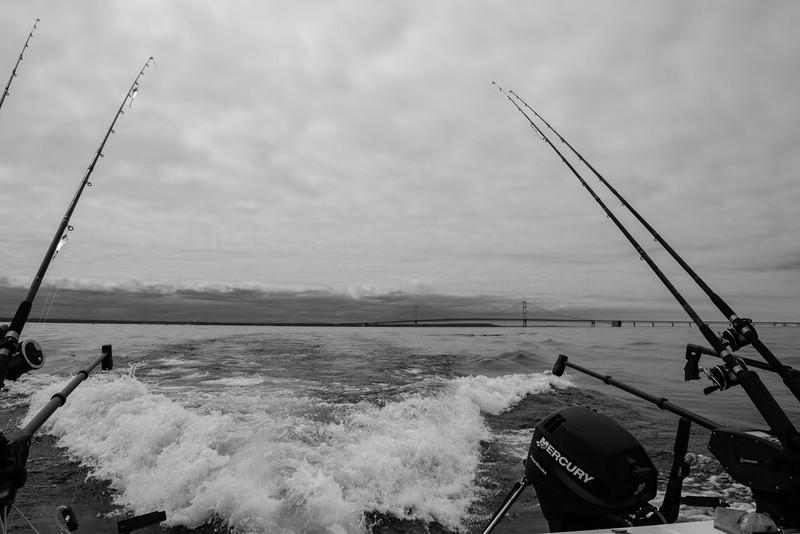 Six fisherman, 8 hours