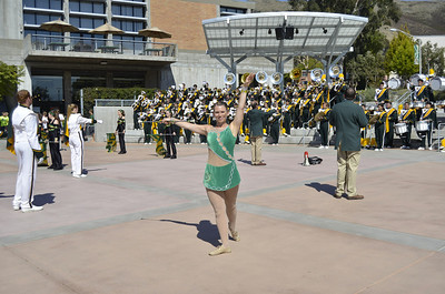 Cal Poly Marching Band 2011-2012