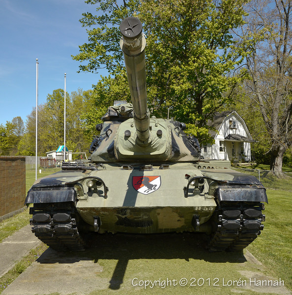 VFW Post 6562 - Milford, OH - M60A3