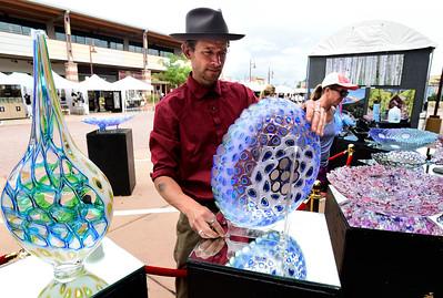 Photos: Boulder Fine Arts Festival Saturday and Sunday