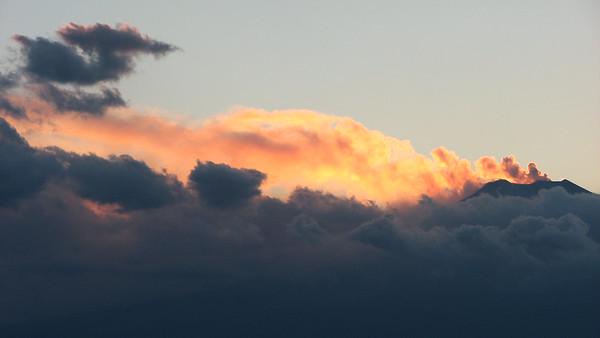 Sicily and Mt Etna, July 15