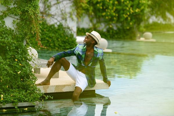 Sedrick M Hamilton @ hotel W Punta Mita
