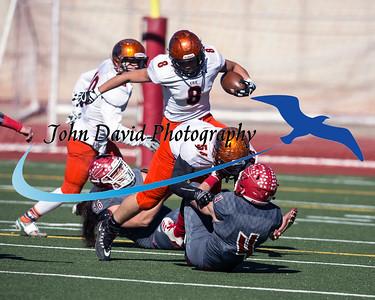 2017 EHS Football Varsity v Durango