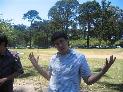 BBQ at Golden Gate Park [June 26, 2004]