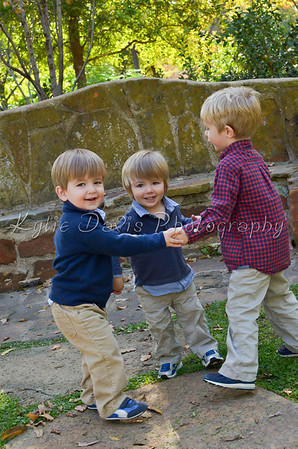 Ewing & Small Cousins