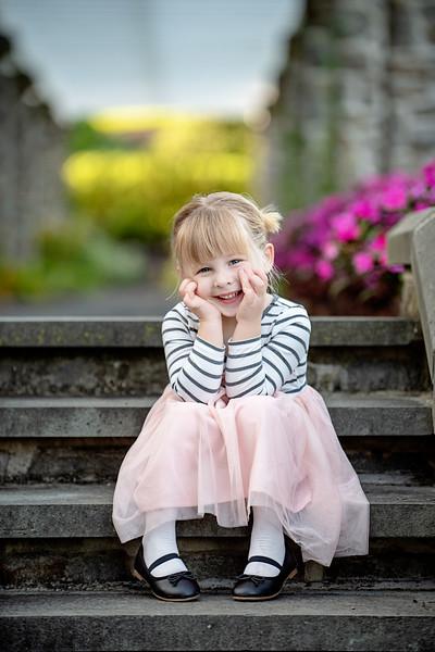 Williamsport Child Photographer : 9/30/18 Reagyn is 4!
