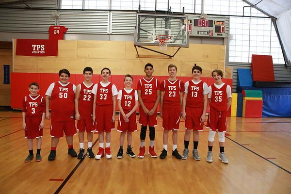 Boys Basketball 12/14