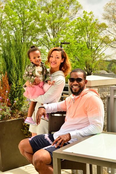 Burnett Family 2021