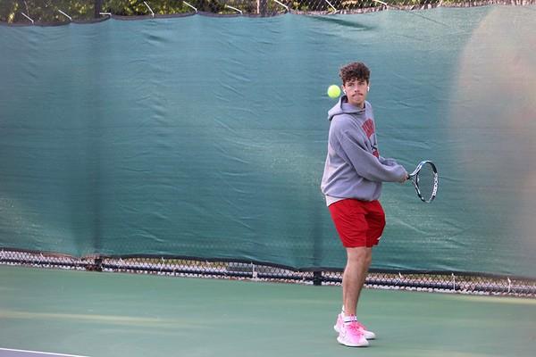 4A Regional Boys Tennis @ El Dorado HS