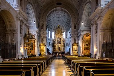 St Michael's Church, Munich, Germany