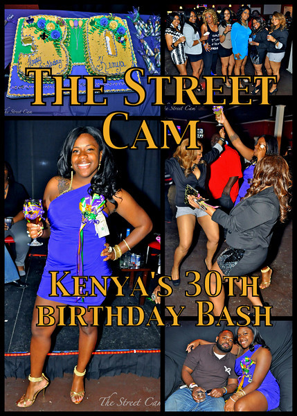 The Street Cam: Kenya's 30th Birthday Party