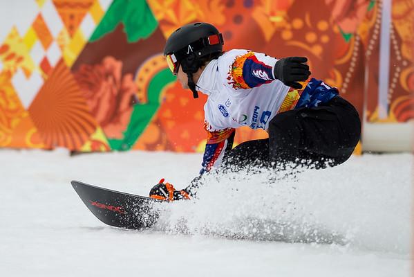 Snowboard Cross - Cam B