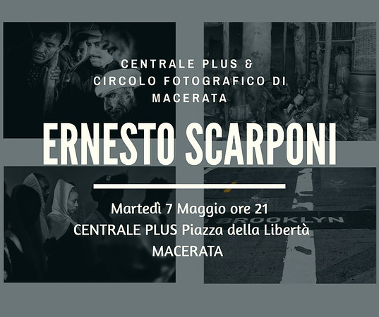 in viaggio con Ernesto Scarponi
