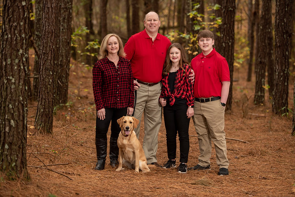 Comer Family Session 2020
