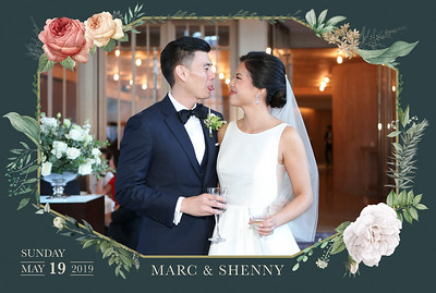 Wedding of Marc & Shenny