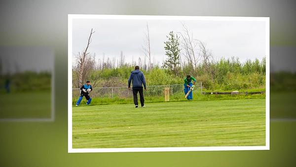 Cricket in Fort McMurray