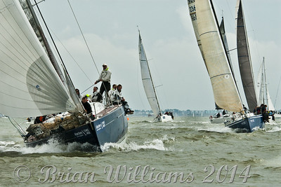 Cowes Week 2014 Day 6
