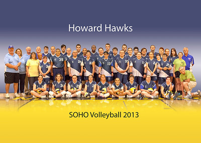 2013 Volleyball