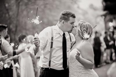 Kristen & Quin's wedding