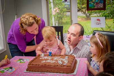 Addy's 2nd Birthday