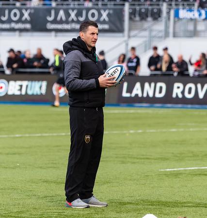 Saracens vs Northampton Saints, Gallagher Premiership, Allianz Park, 19 October 2019
