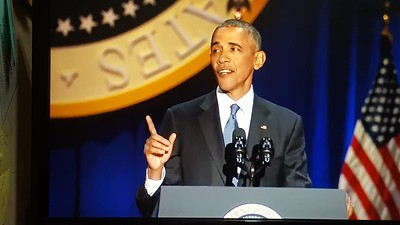 Barack Obama  1/2017
