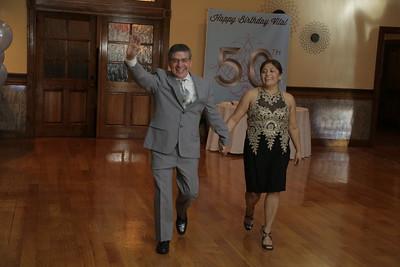 Vital's 50th Birthday