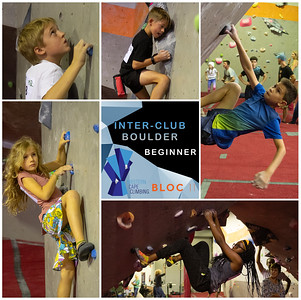 2019 Inter Club Boulder Competition