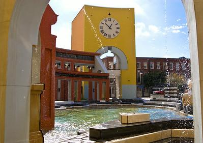 Piazza d'Italia New Orleans