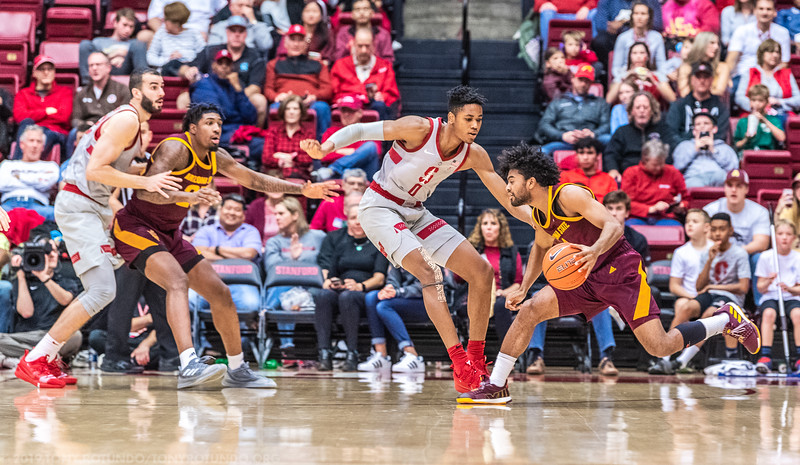 2019 CMB: STANFORD VS ASU