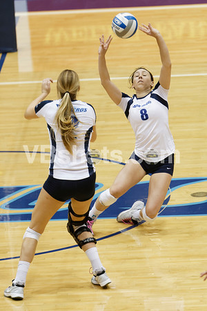 University of San Diego vs Gonzaga Women's College volleyball, 11/16/ 2013