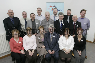 Guests pictured at the Disability and Employment Seminar at Ti Chulainn. 06W8N4
