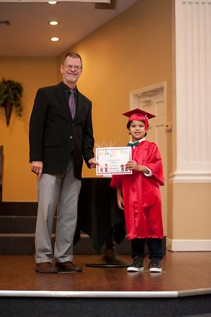 CCS K5 Graduation 2020