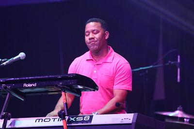 2015 Richmond Jazz Festival - Marcus Johnson