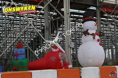 Ohsweken Speedway- August 9th