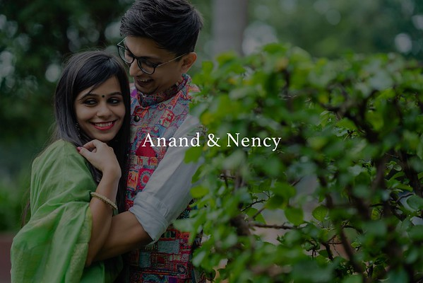 Anand and Nency | Rajkot 2018